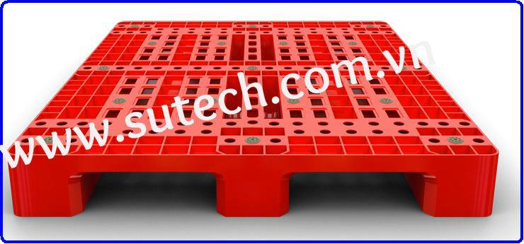 Pallet Nhựa 1000X1200